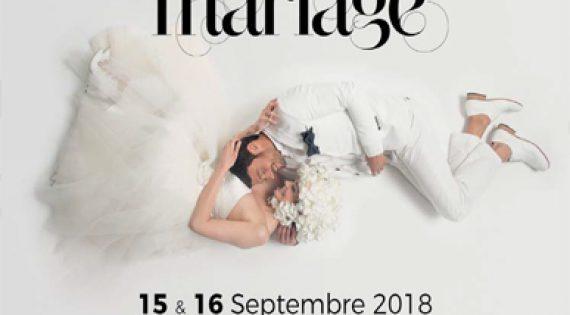 Le salon du mariage 2018