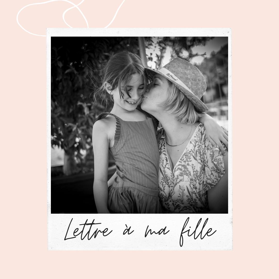 Lettre à ma fille – Journée des droits de la Femme